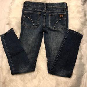 Joe's jeans girls size 7 skinny fit